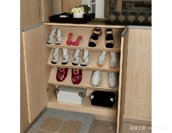 索菲亚鞋柜