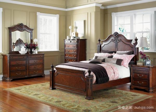 美式红木家具