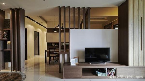 半隔断电视墙的设计思路,半隔断电视墙高度