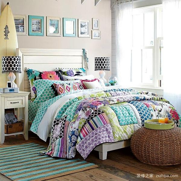 卧室软装设计