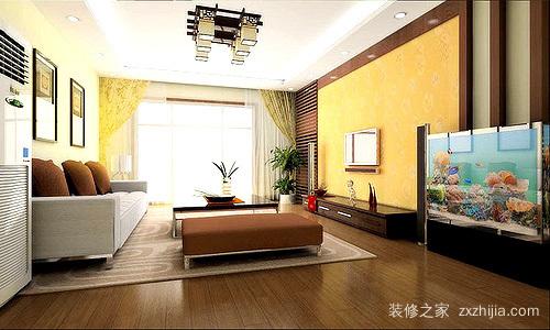 三室两厅怎样装修