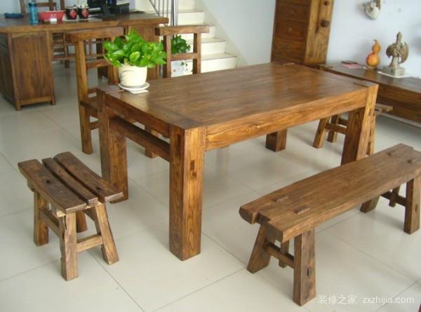 榆木古典家具