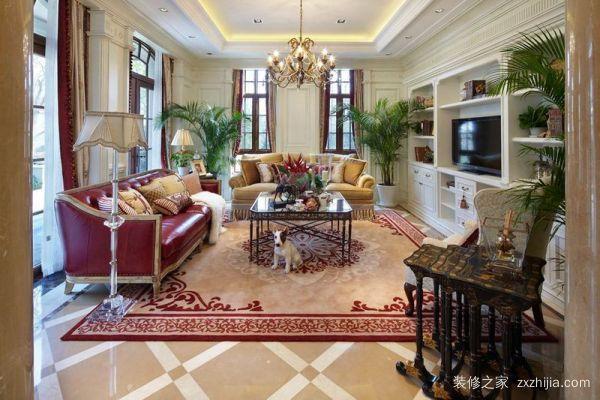 欧式别墅室内装修方法 欧式别墅室内装修注意事项