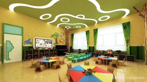 幼儿园房子