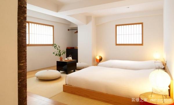 日式卧室装修