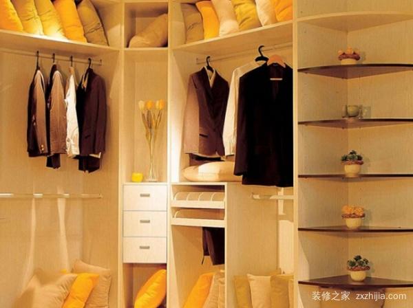 怎么整理衣柜