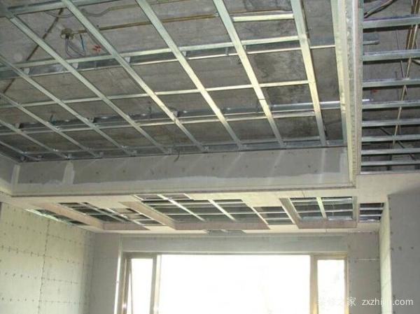 客厅铝扣板吊顶好不好