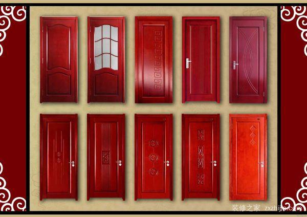 实木复合门是什么材料
