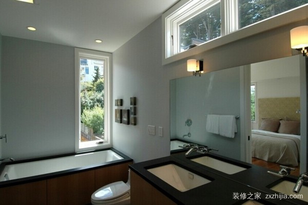 家装卫生间设计