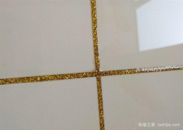 瓷砖美缝剂怎么施工