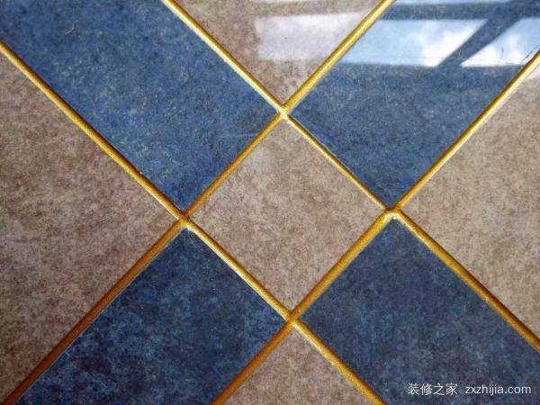 什么叫瓷砖美缝