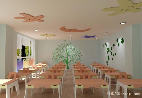 高端幼儿园装修设计
