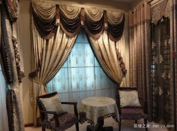 窗帘的安装步骤 加工窗帘注意事项