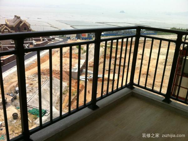 楼顶阳台护栏