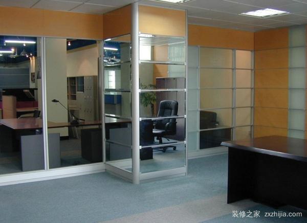 办公室门口屏风