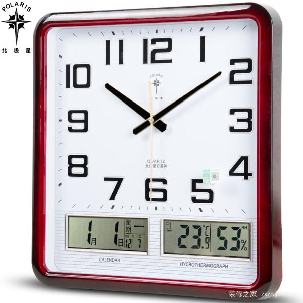 电子日历挂钟