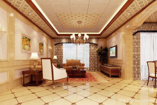 房屋吊顶装修设计优点,房屋吊顶注意事项