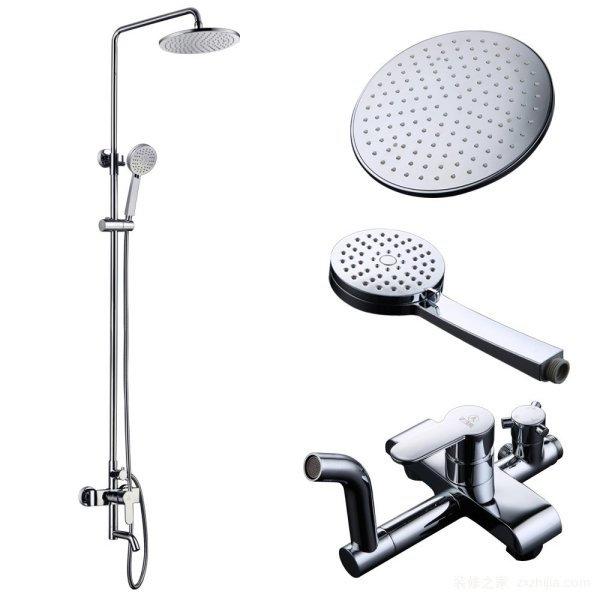 淋浴器安装