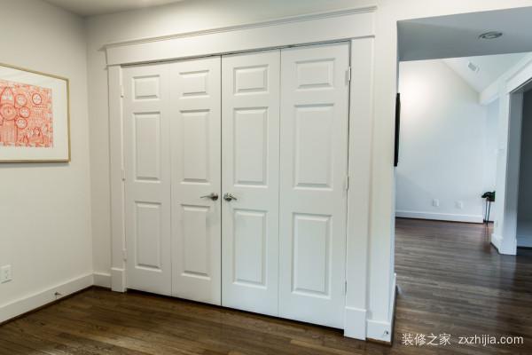 白色门装修风格