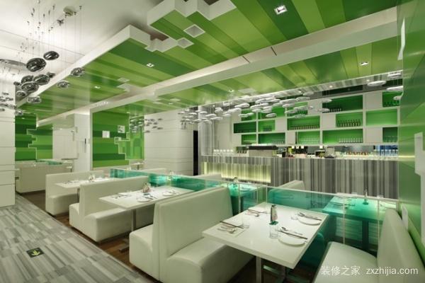 绿色装修风格