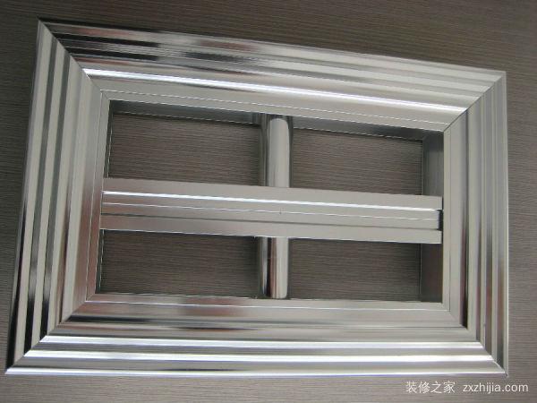 铝合金窗户型材