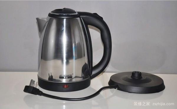 电热水壶耗电