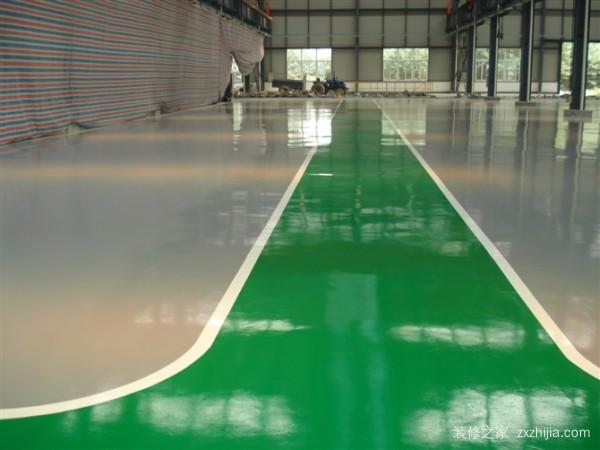 地坪漆怎么清除
