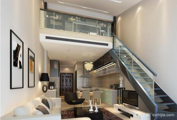 loft装修案例