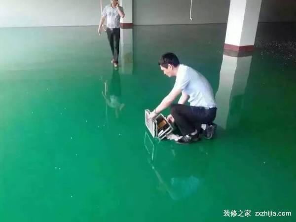 环氧防静电地坪漆