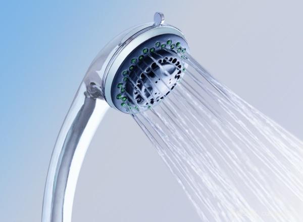 淋浴喷头底座