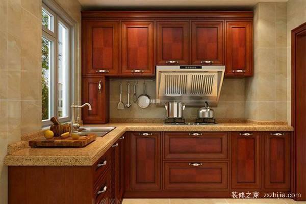 厨房台面高度