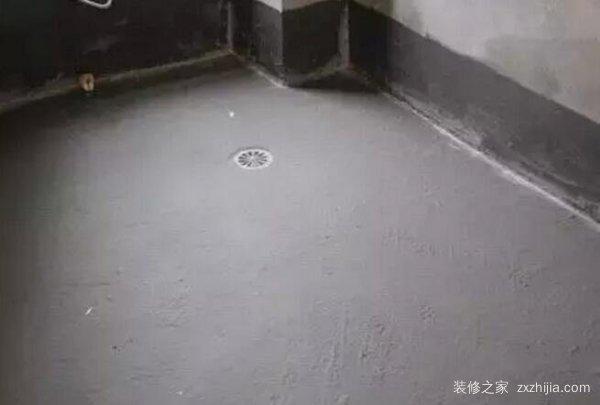 卫生间做防水