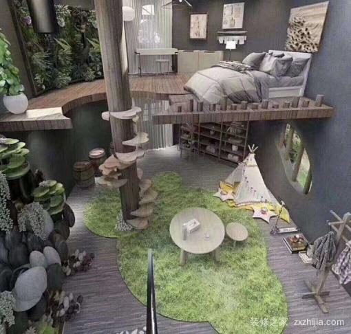 佛系的你养着佛系的蛙,可曾想过打造一套佛系的家?