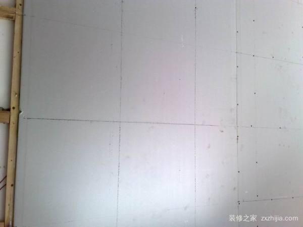 墙面保温层