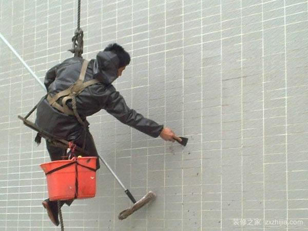 外墙防水怎么做