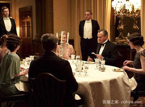 西方餐桌礼仪