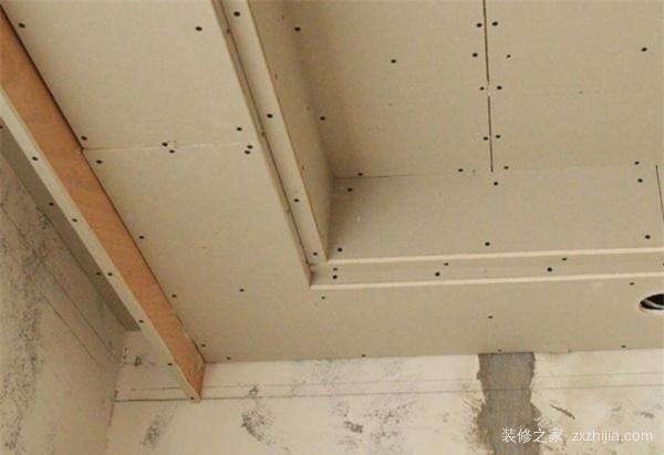 石膏板吊顶要求