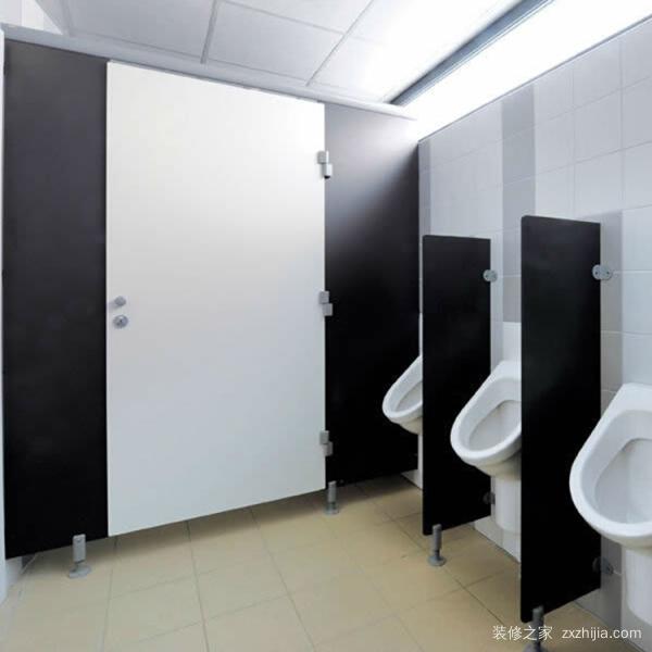 公共厕所隔断门