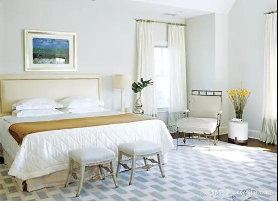 小而精的设计,8款袖珍卧室装修设计,绝对好!