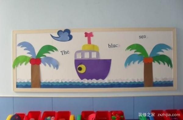 幼儿园墙面布置怎么更有特色?有哪些风格?