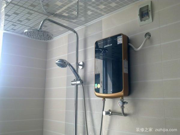 哈博即热式电热水器