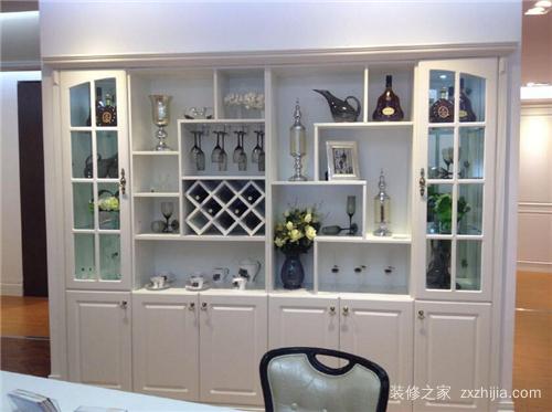 酒柜装修效果图赏析 酒柜的设计风格有哪些图片