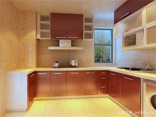 厨房装修颜色风水