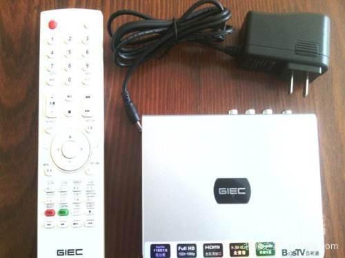 杰科网络电视机顶盒