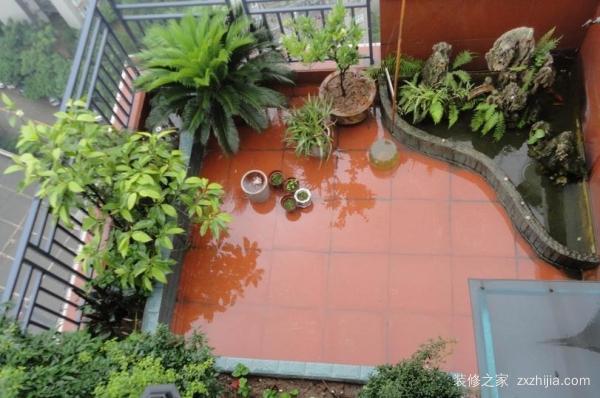 别墅装修设计|阳台花园设计方式 阳台花园设计注意事项