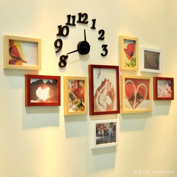 照片墙设计技巧有哪些?照片墙摆放造型