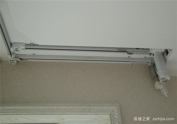 电动窗帘轨道安装步骤 电动窗帘轨道的优点