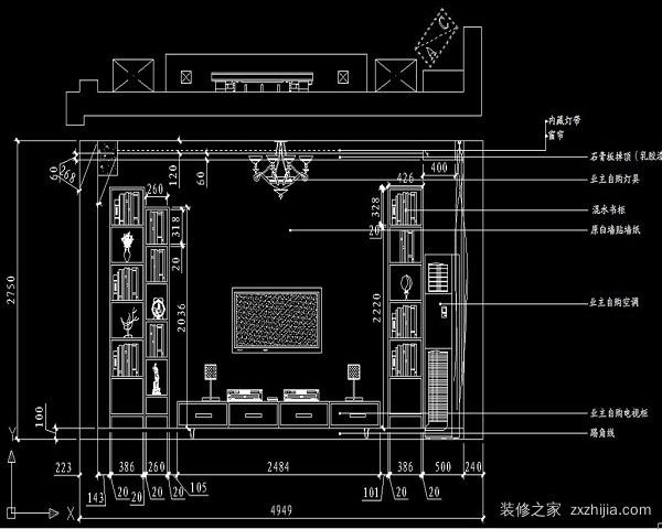 家庭装修电路图设计图有什么注意事项?