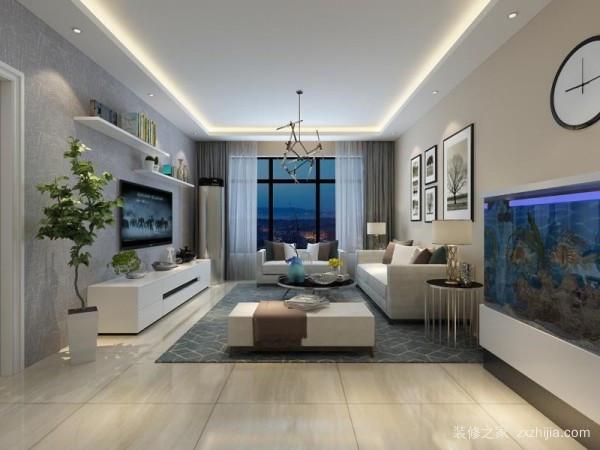 想成为别人家的客厅?这里有超多不同客厅装修风格