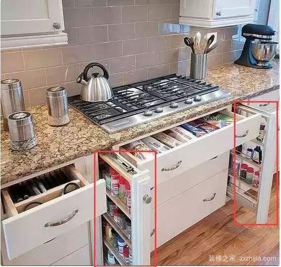 装修师傅不会告诉你的厨房装修知识,总结帖第二弹!